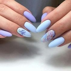 The most beautiful nail art to show off on any occasion, from the most elegant to the most casual. Pretty Nail Art, Beautiful Nail Art, Fabulous Nails, Perfect Nails, Cute Nails, My Nails, Acrylic Nails Natural, Gell Nails, Nail Courses