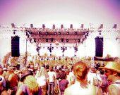 Coachella. Bonaroo. Pitchfork. Warped Tour. Lollapalooza. I WANT TO GO TO A MUSICAL FESTIVAL.