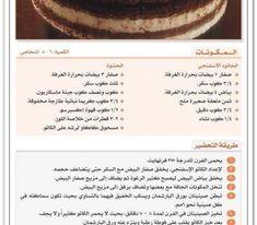 وصفة كاتو التيراميسو بالخطوات #حلويات -14 Cooking Cream, Creative Food, Deserts, Container, Postres, Dessert, Plated Desserts, Desserts