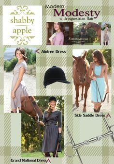 Summer dresses with equestrian twist @Paige Hereford Anderson