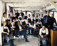 S. Pellegrino & Acqua Panna 2012 List of the World's 50 Best Restaurants (LastBash.com)