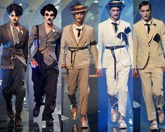 John Galliano Mens S/S 2011