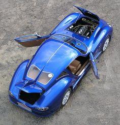 Special cars: Faralli & Mazzanti Antas V8 GT