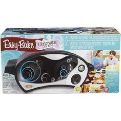 Easy Bake Ultimate Oven Black for my SON. ;-)
