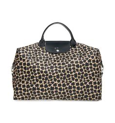 Longchamp Le Pliage Neo Fantasie Travel Bag