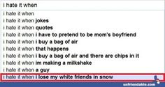 Losing Friends - 10 Most Hilarious Google Search Results