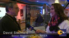 Jet Propulsion Laboratory scientists David Steinfeld and Steven Jones discuss what JPL has on display at the inaugural StarLight Festival.