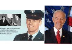 Ron Paul-Air Force-1963-65-Captain (US House of Representatives Texas 1997-13)