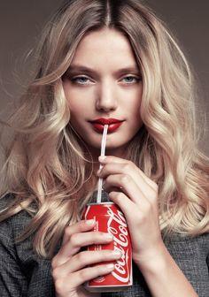 Bregje Heinen: Blanco Winter 2010 Ad Campaign