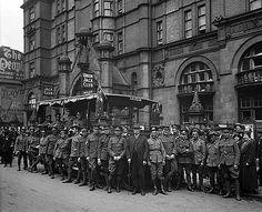 Union Jack Club, 91a Waterloo Road, Waterloo, Lambeth, 12 Jun 1915