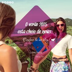 Hoje estamos lançando nas M.S a coleção verão/15, que esta cheinha de novidades e tendências!  Vocês vão amar! ❤️ Passa pra espiar lá no blog!  www.calcadoscamminare.com.br/blog  #camminare #shoes #love #moda #mulheres #fashion #streetstyle #style #bestfriends #blog #funthesun #summer