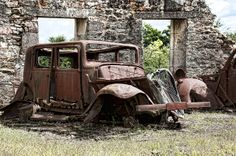 abandoned vintage cars | Recent Photos The Commons Getty Collection Galleries World Map App ...