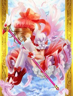 Cardcaptor Sakura | CLAMP | Madhouse / Kinomoto Sakura / 「catch you catch me」/「工藤くぬぎ」のイラスト [pixiv]