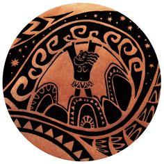 Maui tattoo by lil-moocher on DeviantArt