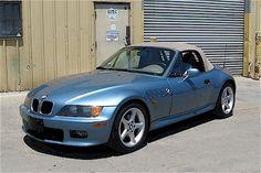 1998 BMW Z3 Roadster convertible