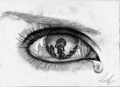 32 Ideas For Drawing Potlood Easy Sad Eyes Drawing Tumblr, Sad Drawings, Tumblr Drawings, Pencil Drawings, Crying Eyes, Tears In Eyes, Sad Eyes, Crying Eye Drawing, Cry Drawing