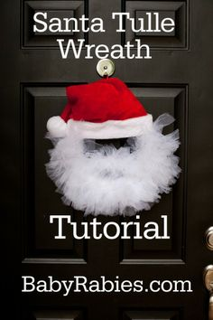 AliLily | 50 Wonderful Christmas Wreath Ideas