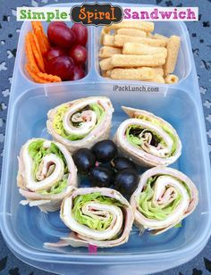 ten reasons to pack lunch #EasyLunchboxes