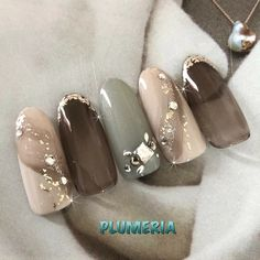 Pedicure Nail Art, Nail Manicure, Great Nails, Cute Nails, Japan Nail, Nails Today, Japanese Nail Art, Disney Nails, Nail Games