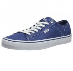b41aeccb669832 These stylish VANS Ferris Mens Trainers come in a Canvas upper
