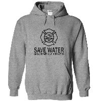 Save Water - Shower With A Firefighter