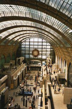 Musée d'Orsay ~ Paris |  © jane_sanders