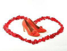 Escarpins rouge - 25€