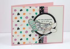 Stampin Up! Perfect Mix meets the Wonder Recipe #1 at Kitchen Table Stamper