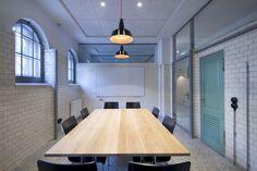 GLS German Language Schools Campus & Office by CPM Architecten Berlin  Germany