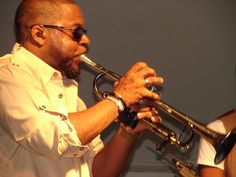 Lin Rountree the Trumpeter