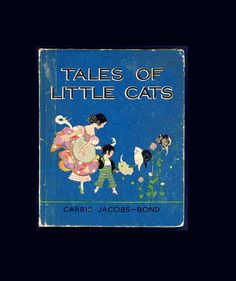 Volland Tales of Little Cats by Carrie by seasidecollectibles