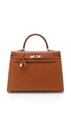 Hermes 35Cm Gold Epsom Leather Sellier Kelly by Heritage Auctions Special  Collections for Preorder on Moda 37c77201a5