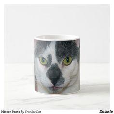 Mister Pants Coffee Mug