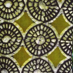 Beautiful Bold Ethnic Patterned Designer African Batik – Ananse Village