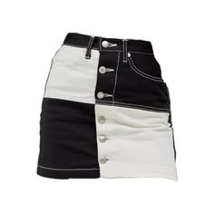 Tumblr ❤ liked on Polyvore featuring mini skirts and skirts