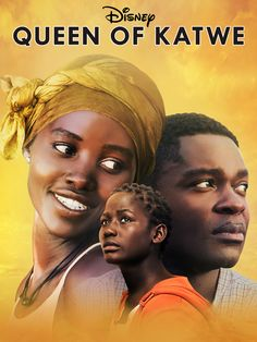 Queen of Katwe, a movie based on true story starring Lupita Nyong'o. A Ugandan girl's life changes forever when she discovers she has an amazing talent for chess in this celebration of the human spirit. Stars David Oyelowo. (CC)