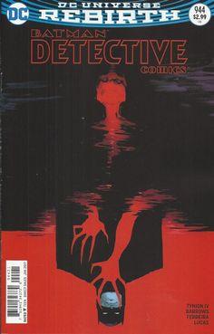 DC Universe Rebirth Batman Detective Comics issue 943 Limited variant