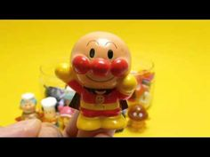 New Toys from Japan    Anpanman Family