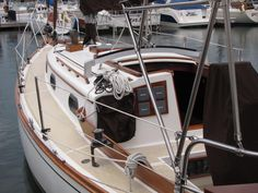 """Cape Dory 30 Cutter """"Sojourner"""" Chicago, IL"""