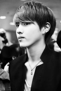 Kris of EXO.....i still consider him as a member of #exo :)