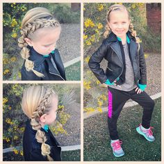 Back at it again! She's all ready for this chilly day in Vegas! We did a Dutch braid into two low pig tails with both bubble and faux braids! Hope you all have a great short week!! #tinzbobenz #toddlerhairstyles #toddlerhair #princesshair #hairideas #hairinspo #hairstyles #hairforkids #hairforgirls #instahair #instakids #instabraid #instastyle #braidart #braidideas #braidstyles #braidsforgirls #braids #kidsootd #kidshair #kidsstyle #kidsbraids #kidsfashion #hiphophair