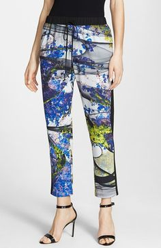 Clover Canyon 'Space Garden' Pants | Nordstrom  I don't like these, I just like the name.
