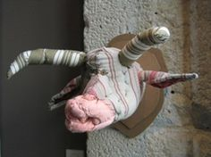 love this - anne valerie dupond: textile sculptor