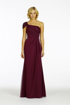 Bridesmaid Dresses marsala | Marsala Announced as the Pantone Colour of the Year for 2015
