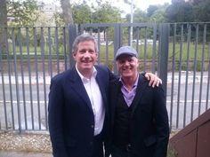 Camillo Toscano e Riccardo Rossi
