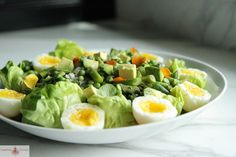 Spring Salad by @ Heather Christo