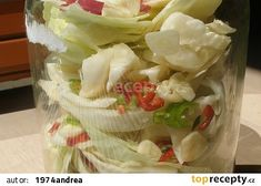 Naskládáno před zalitím lákem Potato Salad, Potatoes, Vegetables, Ethnic Recipes, Food, Potato, Essen, Vegetable Recipes, Meals