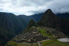 Macchu Picchu. Photography by Richard Ackroyd.