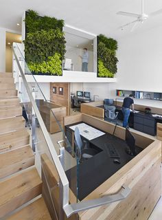 Buck O'Neill Builders office by Jones|Haydu, San Francisco office design
