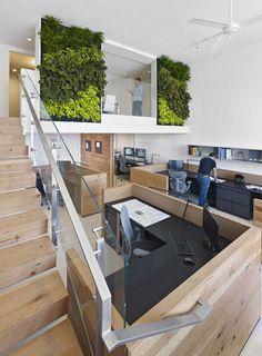 Buck O'Neill Builders office by Jones|Haydu, San Francisco office design